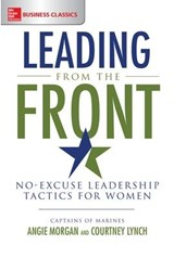 Leading from the Front | Morgan, Angie ; Lynch, Courtney |