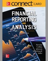 Financial Reporting and Analysis McGraw-Hill Connect Access Code | Lawrence Revsine |