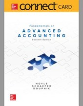 Connect Access Card for Fundamentals of Advanced Accounting