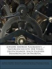 Johann Andreas Naumann's Naturgeschichte der Vögel Deutschlands