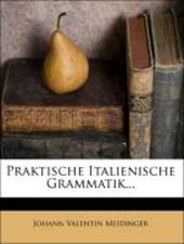 Praktische Italienische Grammatik.