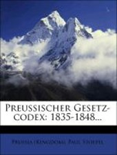 Preußischer Gesetz-Codex.