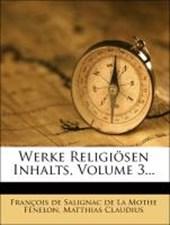 Fenelon's Werke religiösen Inhalts, Dritter Band