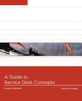 A Guide to Service Desk Concepts | Donna Knapp |