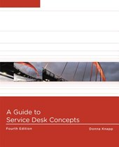 A Guide to Service Desk Concepts