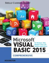 Microsoft Visual Basic 2015 for Windows, Web, Windows Store, and Database Applications