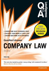Law Express Question and Answer: Company Law (Q&A revision g | Dr Fang Ma |