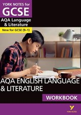 AQA English Language and Literature Workbook: York Notes for | auteur onbekend |