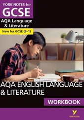 AQA English Language and Literature Workbook: York Notes for |  |