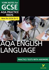AQA English Language Practice Tests with Answers: York Notes |  |