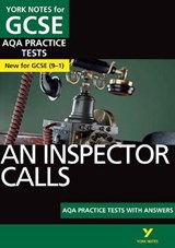 Inspector Calls AQA Practice Tests: York Notes for GCSE (9-1 | auteur onbekend |