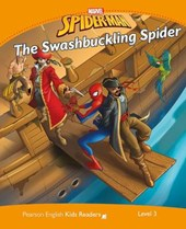 Marvel's spider-man: the swashbuckling spider