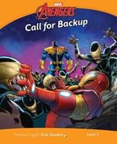 Marvel's avengers: call for back up