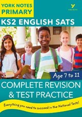 English SATs Complete Revision and Test Practice: York Notes | auteur onbekend |