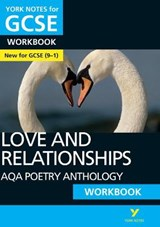 AQA Poetry Anthology - Love and Relationships: York Notes fo | auteur onbekend |