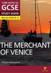 Merchant of Venice: York Notes for GCSE (9-1)
