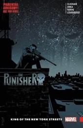 Punisher (03): king of the new york streets