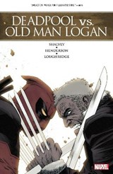 Deadpool vs. old man logan | Declan Shalvey |