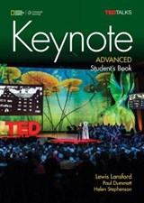 Keynote Advanced with DVD-ROM | Helen Stephenson |