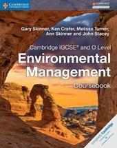 Cambridge IGCSE and O Level Environmental Management Coursebook