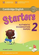 Cambridge English Young Learners 2 for Revised Exam from 201 | auteur onbekend |
