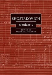 Shostakovich Studies | Pauline Fairclough |