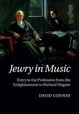 Jewry in Music | David Conway |