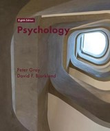 Psychology | Peter O. Gray |