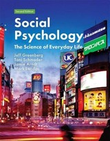 Social Psychology | Jeff Greenberg |