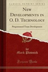New Developments in O.D. Technology