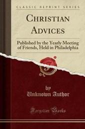 Christian Advices