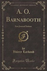 A. O. Barnabooth | Valery Larbaud |