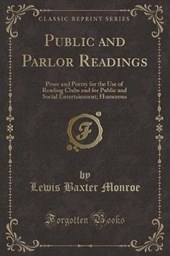 Public and Parlor Readings