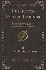 Public and Parlor Readings | Lewis Baxter Monroe |