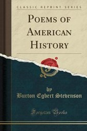 Poems of American History (Classic Reprint)
