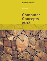 New Perspectives on Computer Concepts | June Jamnich Parsons |