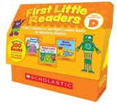 First Little Readers Level D