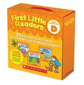 First Little Readers Parent Pack | Liza Charlesworth |