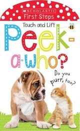 Peek a Who | Scholastic |