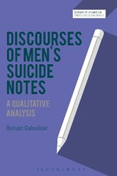 Discourses of Men's Suicide Notes