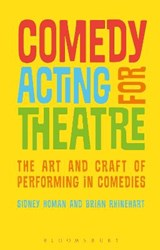 Comedy Acting for Theatre | Sidney Homan |