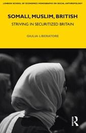 Somali, Muslim, British