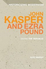 John Kasper and Ezra Pound | Alec Marsh |