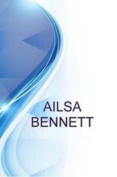 Ailsa Bennett, Community Manager at Main Street Hub