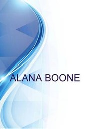 Alana Boone, Red Cross - Humanitarian Assistance