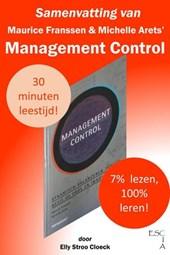 Samenvatting van Maurice Franssen en Michelle Arets' Management Control (GRC Collectie)