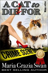 A Cat to Die For (Mina's Adventure, #5)