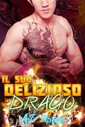 Il suo delizioso drago (Il suo drago motociclista, #2)