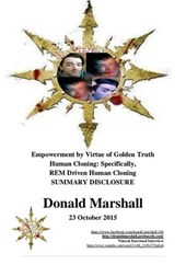 Empowerment by Virtue of Golden Truth, Human Cloning: Specifically R.E.M Driven Human Cloning, Summary Disclosure