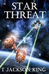 Star Threat (Empire Series, #2) | T. Jackson King |